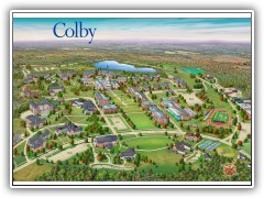 Colby College - 2013