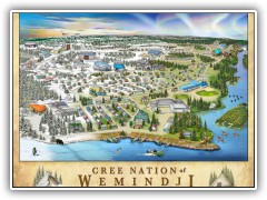 Cree Nation of Wemindji Project - 2012