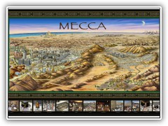 Mecca Map Project - 2009