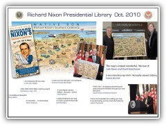 The Richard Nixon Biography Map Project - 2010